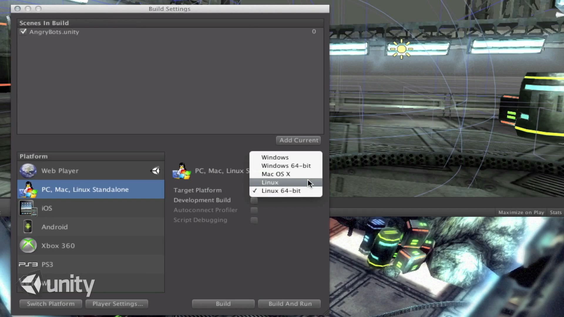 Unity4 - GFX47 - This is my idea of fun    Making video games