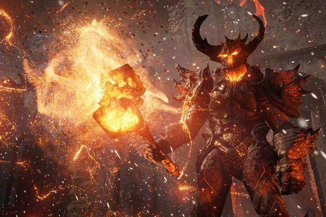 Unreal Engine 4 E3 demo: OH MAGAAAD!