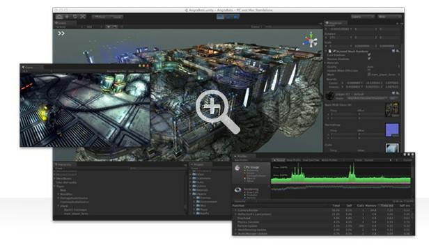 Unity3D official video tutorials