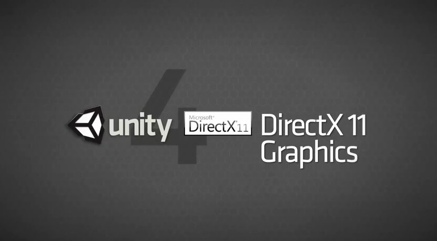 Unity 4 DirectX 11 support