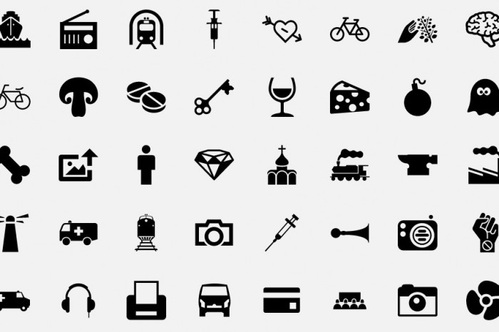 Need icons or symbols for your GUI?